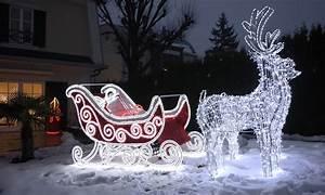 Rentier Mit Schlitten Beleuchtet : sie suchen au ergew hnliche weihnachtsfiguren ~ Eleganceandgraceweddings.com Haus und Dekorationen
