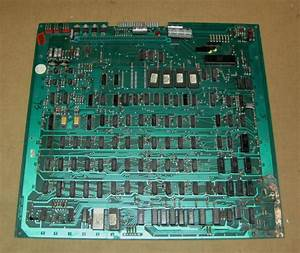 Midway Omega Race Arcade Game Circuit Board  Pcb For Sale