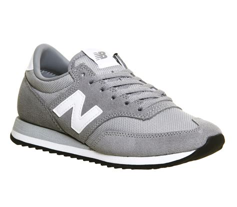 Mens New Balance 620 Trainers Cw Grey White Exclusive