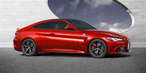 2017 Alfa Romeo Giulia Coupe Price, Specs And Release Date