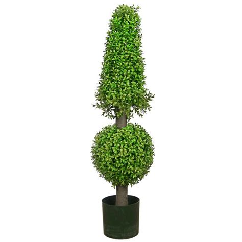 Artificial Outdoor, outside, boxwood, cone,ball