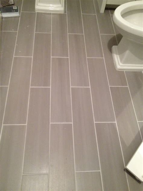 Gray Plank Tile Bathroom Tiles Astonishing Plank Tiles Plank Tiles Lowes Bathroom