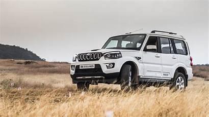 Scorpio Mahindra Wallpapers Gadi Jip Interior Jeep