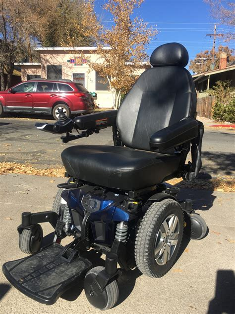 Power Wheelchair - Buy & Sell Used Electric Wheelchairs ...