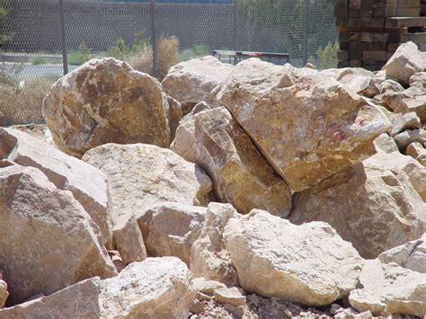 rocks boulders and flagstone cacti landscapes las vegas