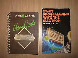 Acorn Electron User Guide
