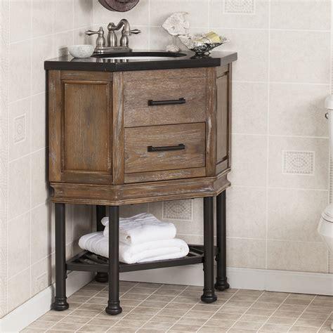 Bathroom Vanities Boston by Boston Loft Furnishings Bains Corner Single Vanity Sink
