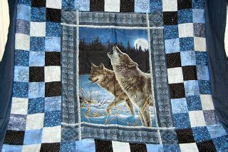 love  wolf quilt idea wildlife quilts quilts