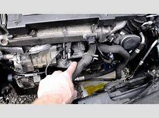 MINI Cooper Water Pump Replacement Without Removing
