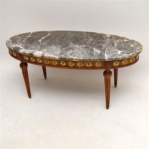 antique marble top coffee table antique french marble top coffee table marylebone