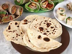 Recette Avec Tortillas Wraps : tortillas de bl souples recette de cuisine avec photos ~ Melissatoandfro.com Idées de Décoration