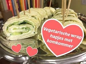 Wraps Füllung Vegetarisch : recept vegetarische wraphapjes met komkommer solidare natuurvoeding ~ Markanthonyermac.com Haus und Dekorationen