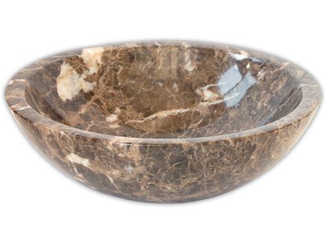 Eden Bath Dark Emperador Vessel Sink Bowl-eb_sde-p