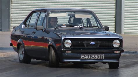 Classic Fords by Ford Mk2s At Classic Ford Show 2016