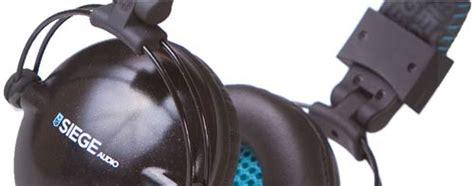 siege adeo siege audio company division headphones black for sale