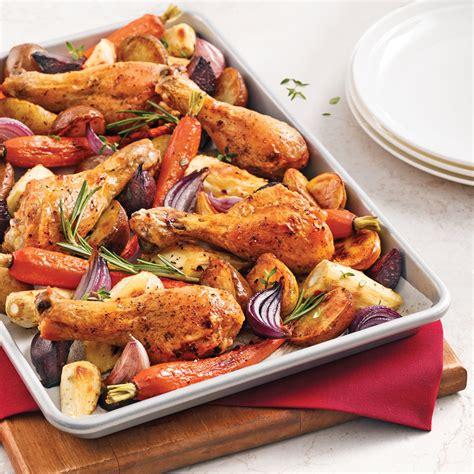 pilons de poulet aux l 233 gumes racines recettes cuisine et nutrition pratico pratique
