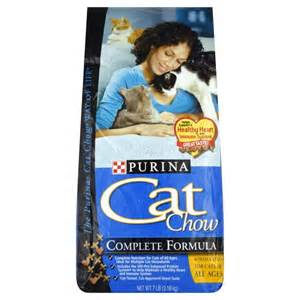 purina complete cat food purina cat chow cat food complete formula