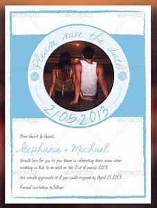 15 beach wedding invitations psd vector eps ai With beach wedding invitations vector