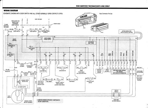 Dryer Motor Wiring Diagram Impremedia