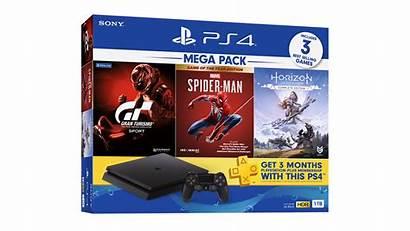 Pack Playstation Bundle Mega Ps4 Hk August