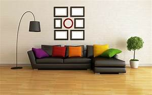 Home best interior design new wallpapers