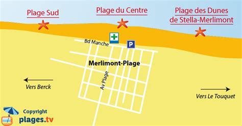 Carte Des Plages Nord by Plage Sud Merlimont 62 Pas De Calais Nord Pas De Calais