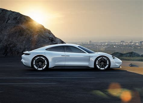 porsche electric mission e porsche says no to driverless cars
