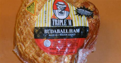butcherblognet triple  budaball hams