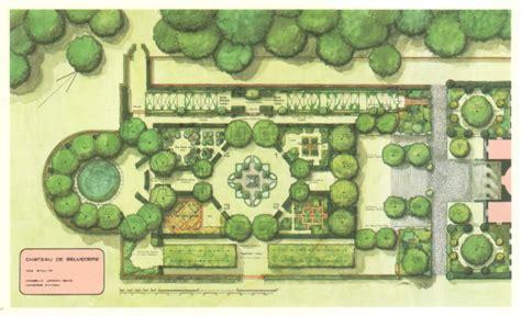 Englischer Garten Plan by The Blue Remembered September 2013