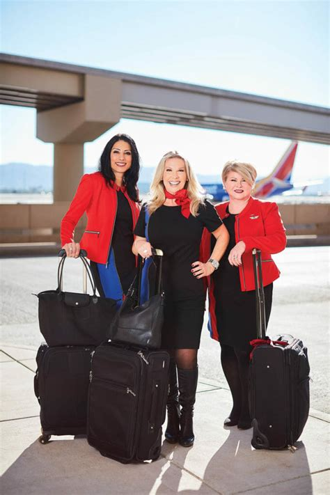 The injured flight attendant was taken off the plane for medical evaluation. A Glimpse Into Becoming A Flight Attendant At Southwest Airlines - Aero Crew News