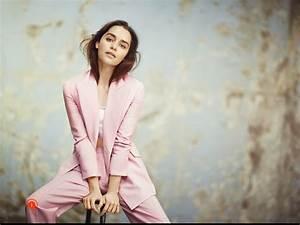 Emilia Clarke Photoshoot - Wallpaper, High Definition ...