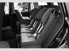 Multimac BMW X3 Child Car Seats
