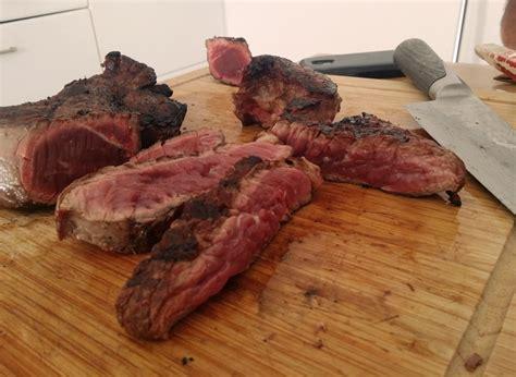 cuisiner une entrecote entrecôtes de bœuf temps de cuisson