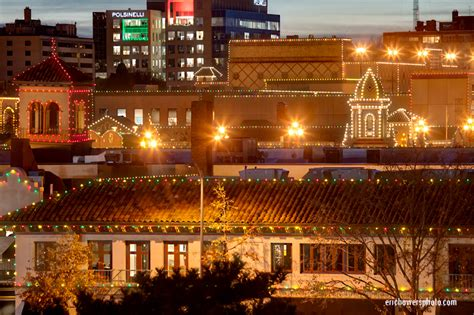 plaza lights kc kansas city plaza lights at dusk photoblog