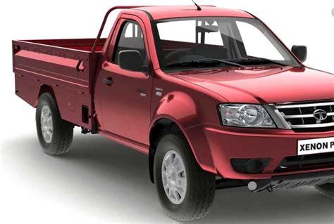 Review Tata Xenon by Tata Xenon Loading Capacity Price Specs Features