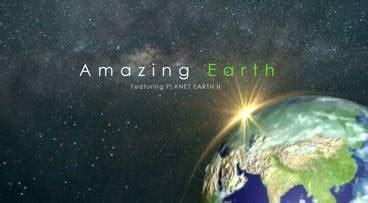 amazing earth wikipedia