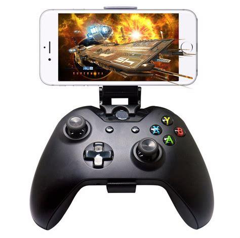xbox  controller smartphone clip phone mobile game