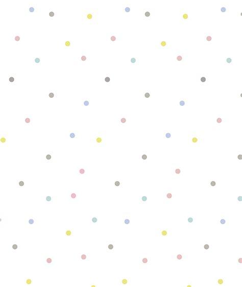 papier peint multicolore chambre papier peint enfant pois multicolore