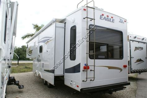 2010 Jayco 5th Wheel Floor Plans by 2010 Jayco Eagle 321rlms Fifth Wheel Stock 5822