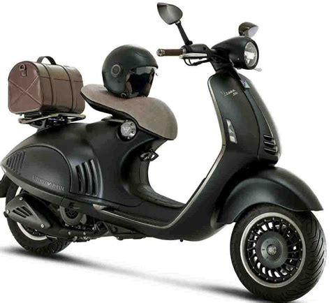 Vespa 946 Modification by Vespa 946 Emporio Armani