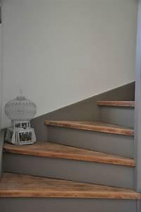 Les 25 meilleures idées de la catégorie Escaliers peints sur Pinterest Peinture d'escaliers