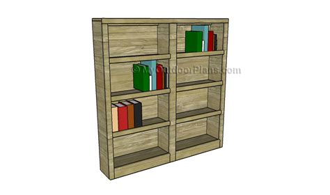 how to make a bookcase storage build wood shed designs nail tips