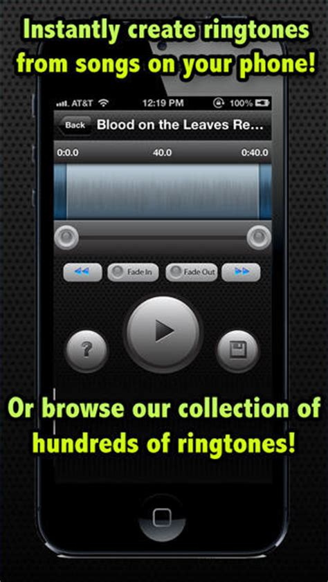 best ringtone app for iphone 20 best ringtone apps to free iphone alert tones