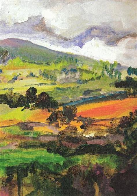 great painting   irish countryside  fiona finlay