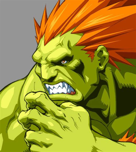 Blanka The Street Fighter Wiki Street Fighter 4