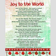 Popular Christmas Carols  Christmas Celebration  All About Christmas