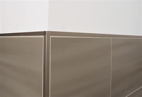 schluter tile corner edging cozy corner schluter