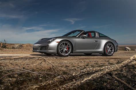 2017 Porsche 911 Targa 4s First Test Review