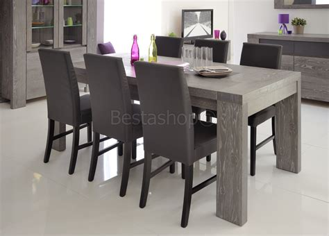 chaise salle a manger moderne table salle a manger
