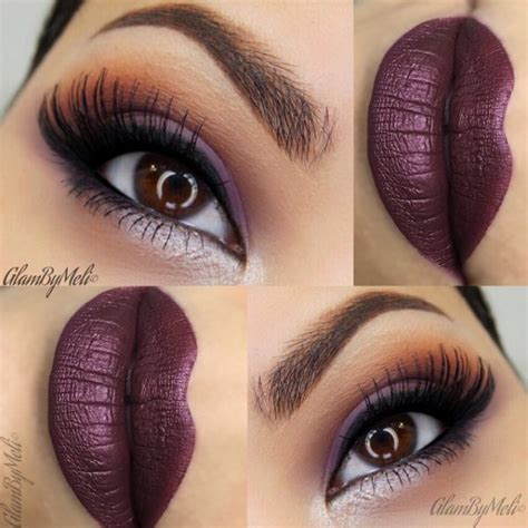 passionate makeup  ideas  fall  love   eyes